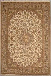 "8'11""X12'8"" Rug Double Knott Pak Persian Design"