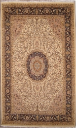 "8'10""X12'2"" Rug Double Knott Pak Persian Design"